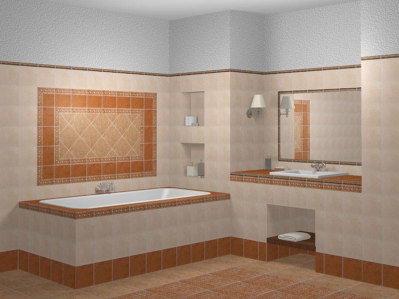 Отделка ванны кафельной плиткой фото